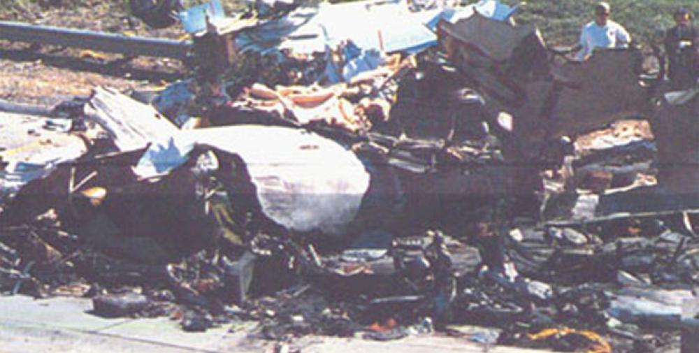 Crash of a McDonnell Douglas MD-82 in Detroit: 156 killed