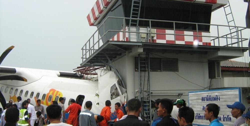 Crash of an ATR72-212A in Koh Samui: 1 killed | Bureau of