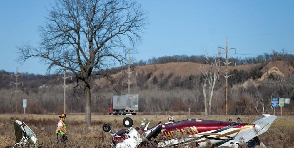Crash of a Piper PA-46-500TP Meridian in Omaha: 1 killed