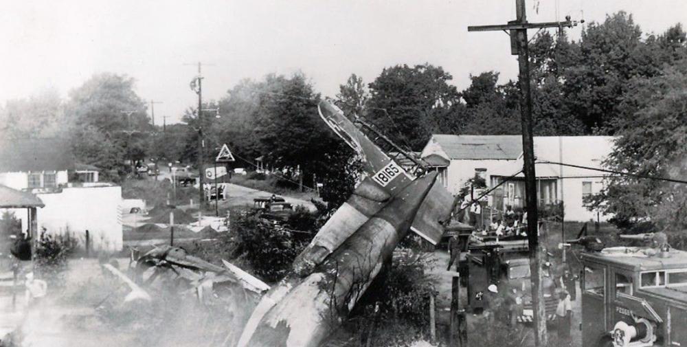 Crash of a Kaiser-Frazer C-119F Flying Boxcar in ...